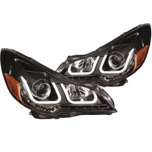 Anzo USA 111285 Projector Headlight Set Fits 10-14 Legacy Outback