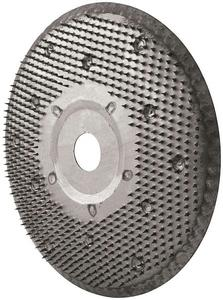 Allstar Performance 16 Grit 7 in OD Nail Head Tire Grinding Disk P/N 44183