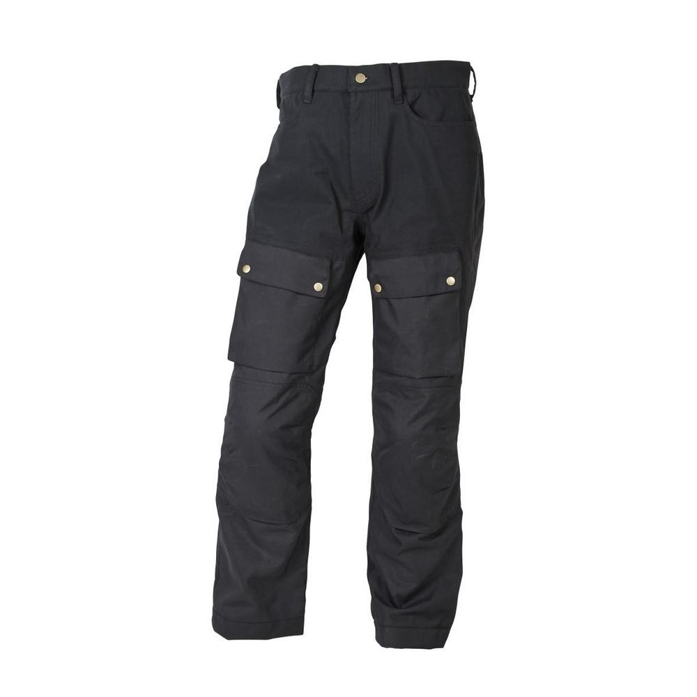 Scorpion Birmingham Pants (Black, X-Large)