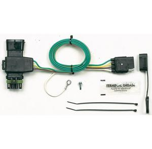 Hopkins Towing Solutions 41125 4-Wire Flat Multi-Tow T-Connector
