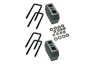 Superlift 3849 Suspension Leaf Spring Block Kit