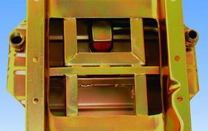 MILODON Mopar B/RB-Series 7 qt Road Race Engine Oil Pan P/N 31581