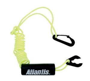 Atlantis A2104 Lanyard - Yellow