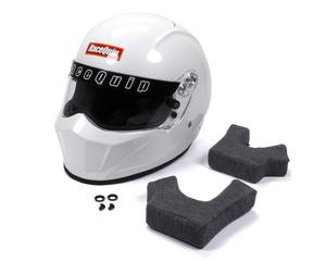 RACEQUIP Small Gloss White Vesta Full Face Helmet P/N 283112