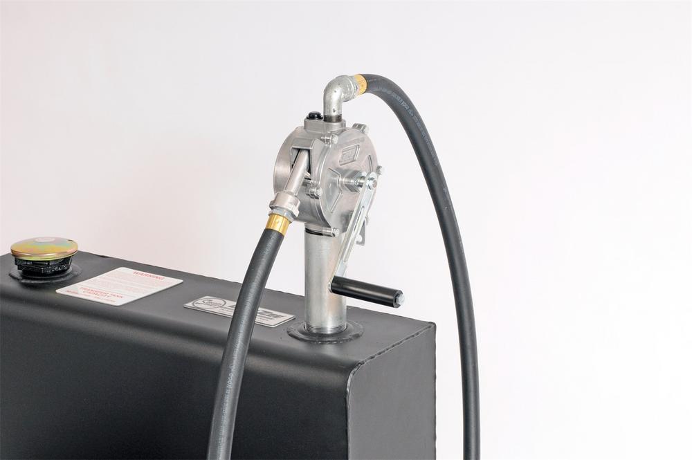 Dee Zee 123000-06 Liquid Transfer Rotary Hand Pump