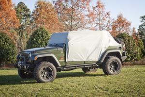 Rugged Ridge 13318.10 Cab Cover Fits 07-18 Wrangler (JK)