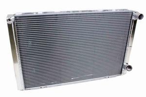 HOWE 30-3/4 in W x 20 in H x 3 in D Aluminum Radiator P/N 34331RNF