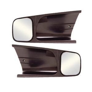 CIPA USA 10600 Clip On Tow Mirror - Chevy/GMC - Pair