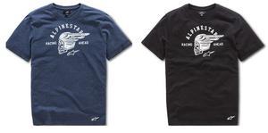 Alpinestars Adult Ramp Knit T-Shirt S Navy