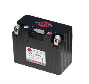 "Shorai LFX Lithium Battery 7AH, 12V, 102 CCA, ""L"" Polarity LFX07L2-BS12"