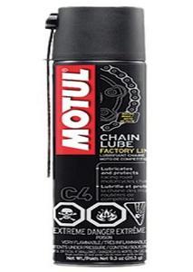 Motul 103246 Factory Line Chain Lube - 9.3oz.
