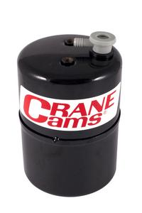 Crane Vacuum Reservoir 5 in OD x 7 in Tall Steel P/N 99590-1