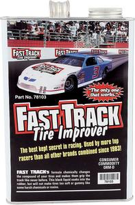 Allstar Performance Fast Track Detectable Tire Treatment 1 gal Can P/N 78103