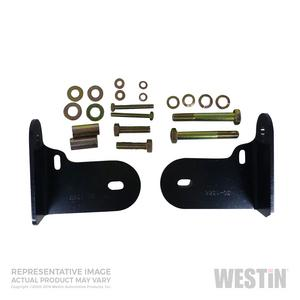 Westin 30-1085 Safari Bar Mount Kit Fits 97-04 Dakota Durango