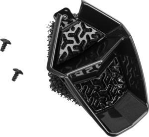 Fly Racing 73-88155 Mouthpiece for Elite Vigilant Helmet - Orange/Black