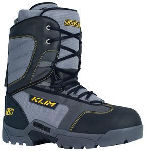 Klim Radium GTX Boots (Pair) Black Adult Size 8