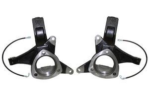 MaxTrac Suspension 701345 Axle Spindle Fits 07-18 Sierra 1500 Silverado 1500