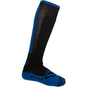 Arctiva Evaporator Wicking Socks Blue/Black (Blue, Small - Medium)