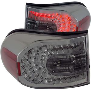 Anzo USA 311184 Tail Light Assembly Fits 07-13 FJ Cruiser