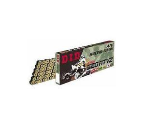 D.I.D D18520ATV294 520 ATV2 X-Ring Chain - 94 Links - Gold
