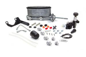 WILWOOD 7/8 in Bore Tandem Aluminum Master Cylinder Kit P/N 261-13271