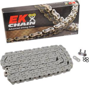 EK ZVX3 530 Chrome Chain 160 Links