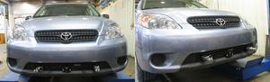 Blue Ox BX3759 Tow Bar Base Plate Fits 05-07 Corolla Matrix