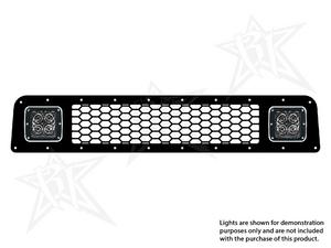 Rigid Industries 40563 LED Grille Insert Fits 10-13 4Runner