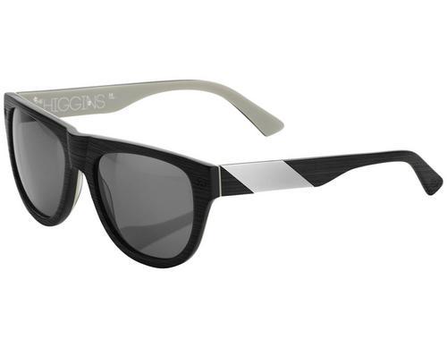 100% Higgins Sunglasses (Black, OSFM)