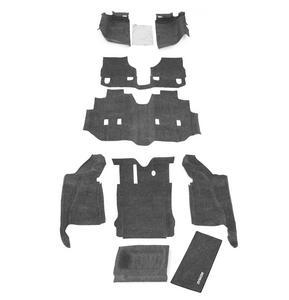 BedRug CBRJK072 BedRug Cargo Kit Fits 07-10 Wrangler (JK)