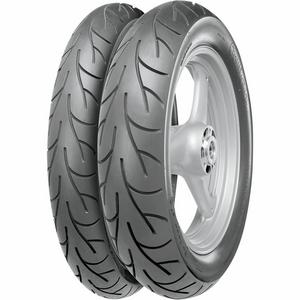 Continental 02400380000 ContiGo! Rear Tire - 140/80VB-17