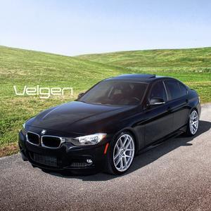 """19"""" VELGEN VMB5 SILVER CONCAVE WHEELS RIMS FITS BMW F10 F11 528i 535i 550i"""