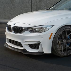 Vorsteiner VRS GTS Front Add on Carbon Fiber Spoiler fits BMW F80 M3