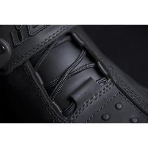 Icon 3430-0356 Super Duty 4 Boots Shoe Laces - Black - Size 6-9.5