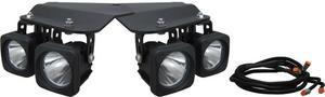 Vision X Lighting 9133515 Fog Light Mounting Kit Fits 10-14 F-150