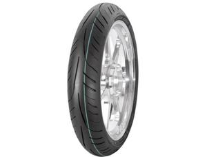 Avon Tyres 90000020786 Storm 3D X-M AV65 Front Tire - 120/60ZR17