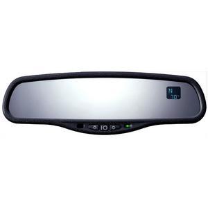 Mito 50-GENK20 Auto Dimming Compass and Temperature Rear View Mirror