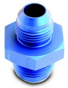 A-1 Products 10 AN Male to 6 AN Male Aluminum Straight Fitting P/N 91914