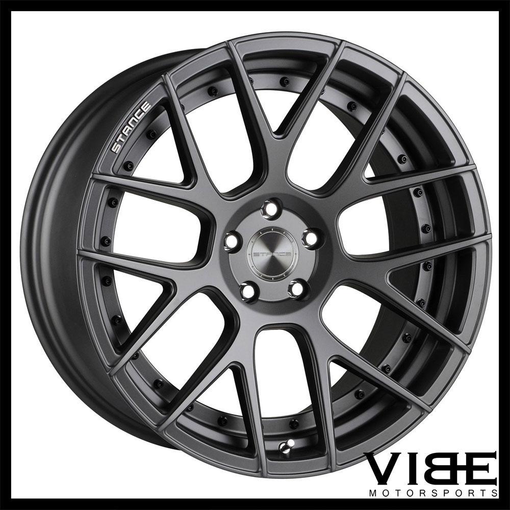 20 stance sc8 grey concave wheels rims fits bmw e38 740i 740il 1994 BMW 750iL 20 stance sc8 grey concave wheels rims fits bmw e38 740i 740il 750il