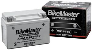 BikeMaster AGM Platinum II Battery MS12-15L-BS