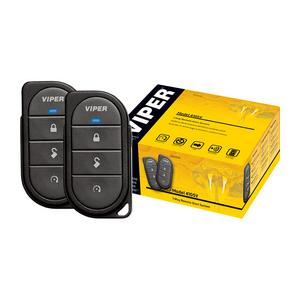 Viper 4105V 1-Way Car Remote Start System with Keyless Entry