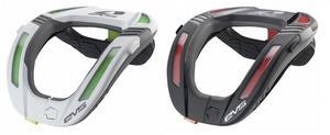 EVS YOUTH MX ATV R4 Koroyd Neck Brace Protector Collar White