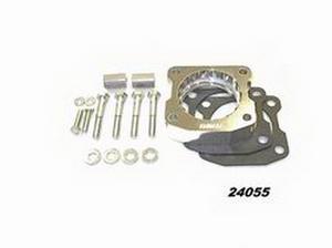 Taylor Billet Specialties 24055 Helix Power Tower Plus Throttle Body Spacer