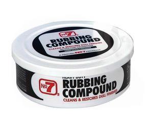 Cyclo NO.7 Rubbing Compound 10.00 oz Tub P/N 08610