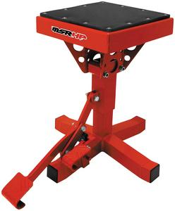 Motorsport Products 92-4013 Pro Lift Stand - Red