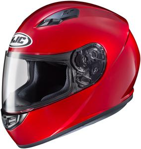 HJC CS-R3 Solid Helmet Candy Red (Red, X-Small)