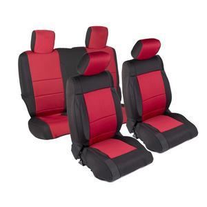 Smittybilt 471430 Neoprene Seat Cover Fits 07-12 Wrangler