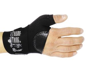 Sportech Thumb Thing Thumb and Wrist Support (Black, Small - Medium)