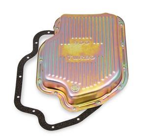 Mr. Gasket 9766ZMRG Automatic Transmission Oil Pan