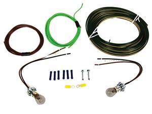 Blue Ox BX8869 Trailer Wire Installation Kit